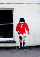 Banksy george best