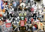 Collarge Banksy