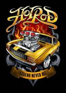 Hotrod Legend Car
