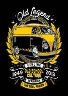 Old Legend Camper Van