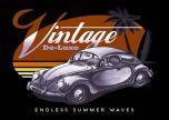 Vintage Deluxe Bug Beach