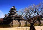 Matsumoto Castle Nagano Japan places