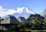 Mt Fuji Mountains Of Japan