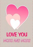Love you and more