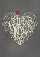 Words my heart love