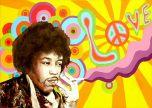Jimmy Hendrix peace one love