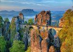 Bastei Bridge Saxon Switzerland places