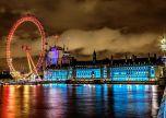 London Eye Ferris Wheel places