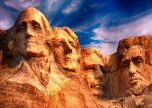Mount rushmore places