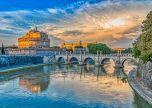 Rome Bridge Of Angles