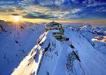 Schilthorn Mountain Station Switzerland Alpine