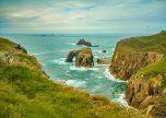 Cornwall Ocean Reefs Coast uk seascape