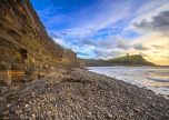 Jurassic Coast Dorset England uk