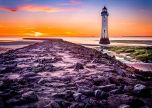 Lighthouse Marine Sky Seascape