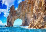 Rocks Ocean blue Seascape