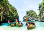 Thailand Phuket Koh Phi Phi Island