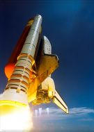 Exploration flight launch