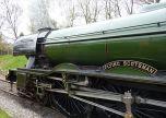 Train Flying Scotsman Steam Engine Transport
