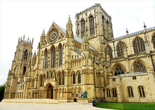 York minster England Yorkshire Architecture UK, Black colour - From £20.50 | Metal Plate Pictures