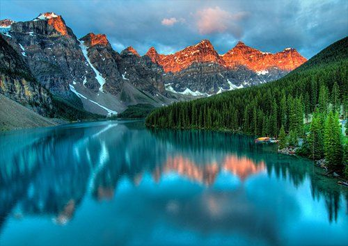 Alberta canada places, Black colour - From £17.50 | Metal Plate Pictures