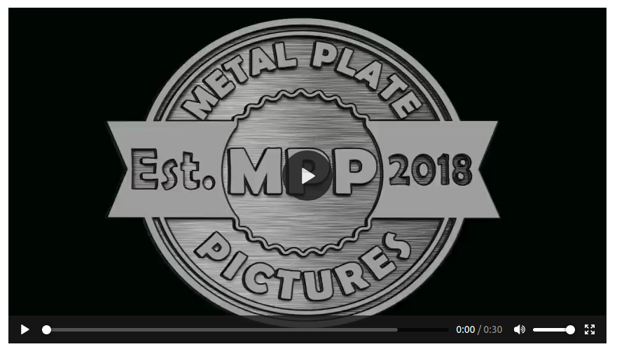 Product Video | Metal Plate Pictures
