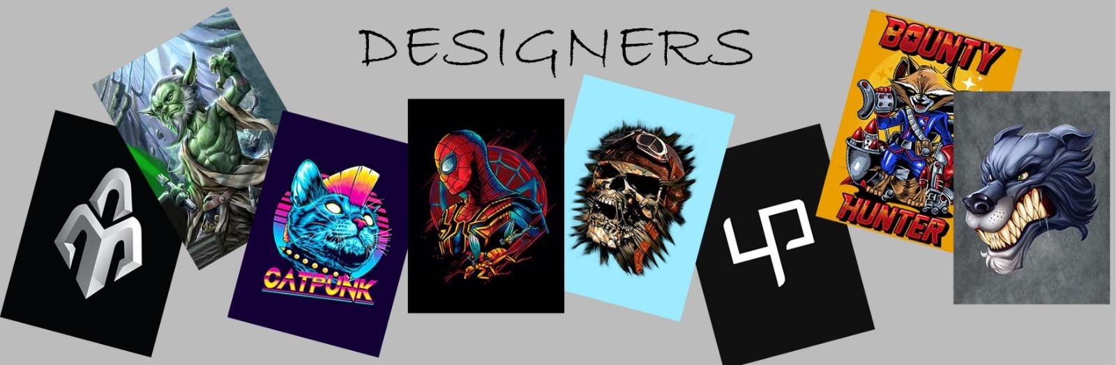 Shop By Designers | Metal Posters