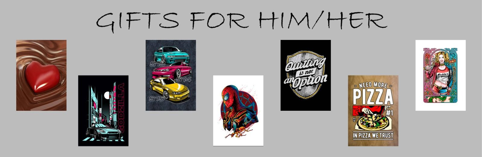 Gifts | Metal Posters